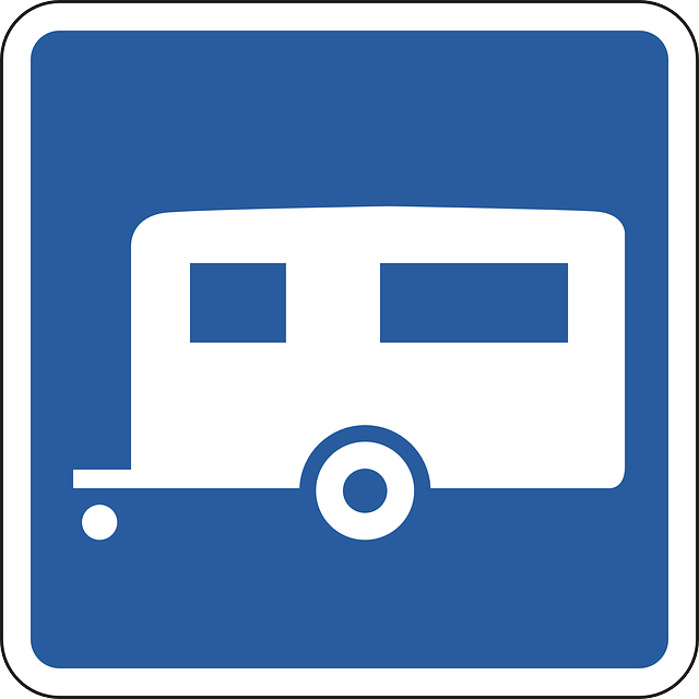 kemp u silnice