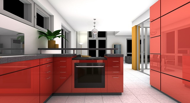 deska za kuchyň