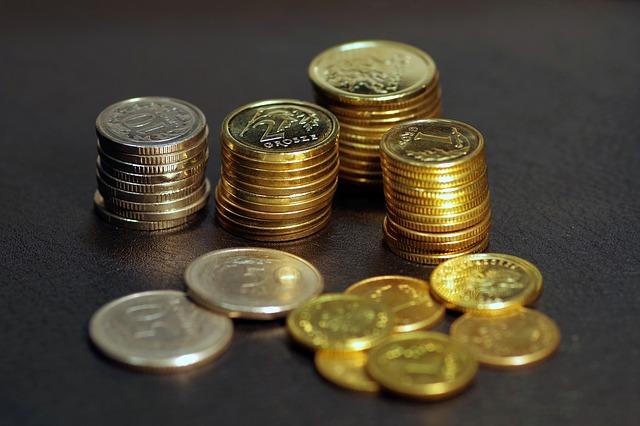 penízky