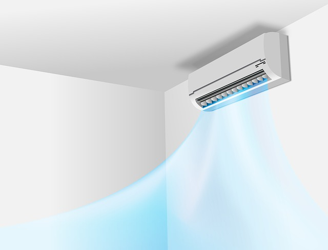 ovládání klimatizace na dálku