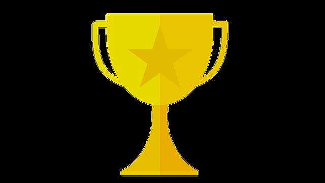 zlatá trofej